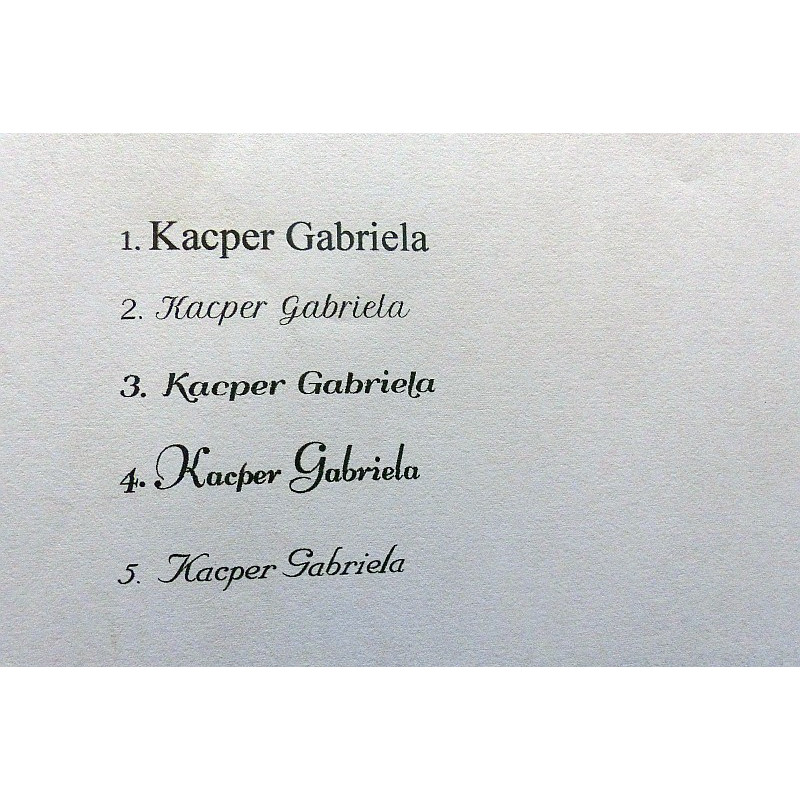 Album DBCL-10 Klasik wh